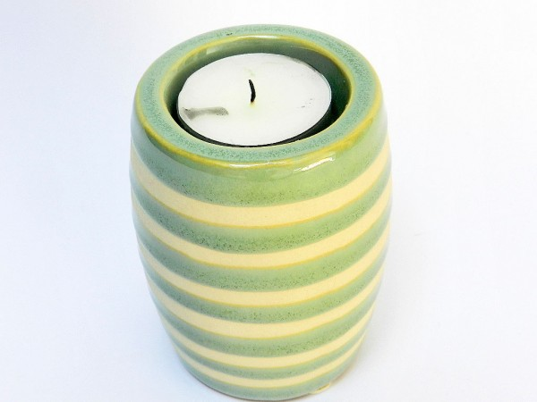 Suport lumanare din ceramica