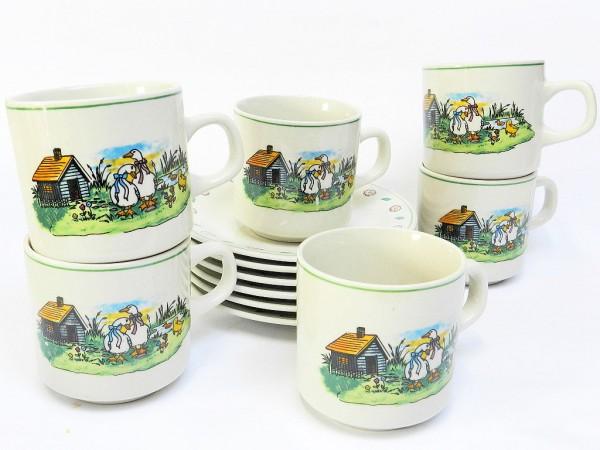 Set HILLARY&BROS pentru cafea,ceai