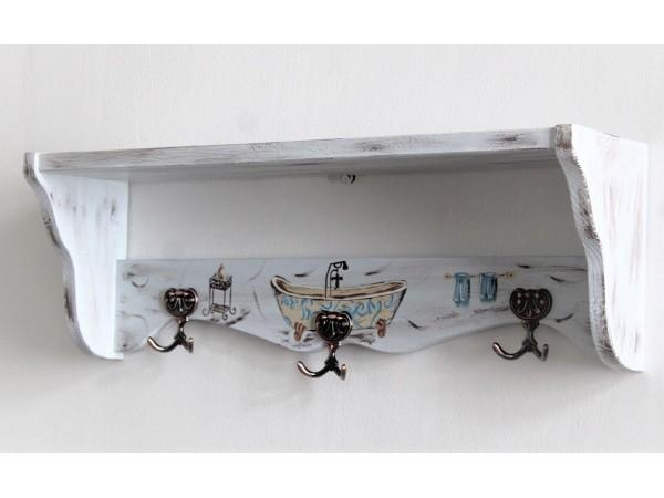 Cuier pentru baie-6 agatatori
